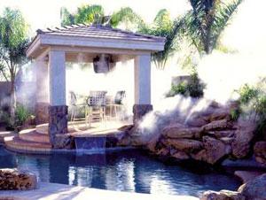 Arizona Outdoor Misting Systems | Whitton Plumbing